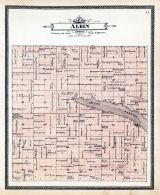 Albin Township, Brown County 1905
